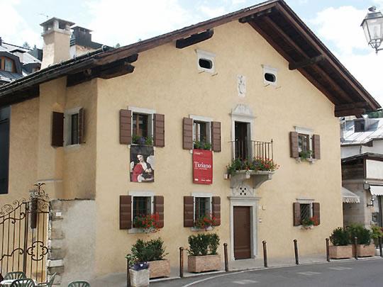 Sede fondazione centro studi tiziano e cadore for Stili di fondazione di case